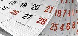 Kalendar Ornitoloških Izložbi U Bosni I Hercegovini 2018 / 2019